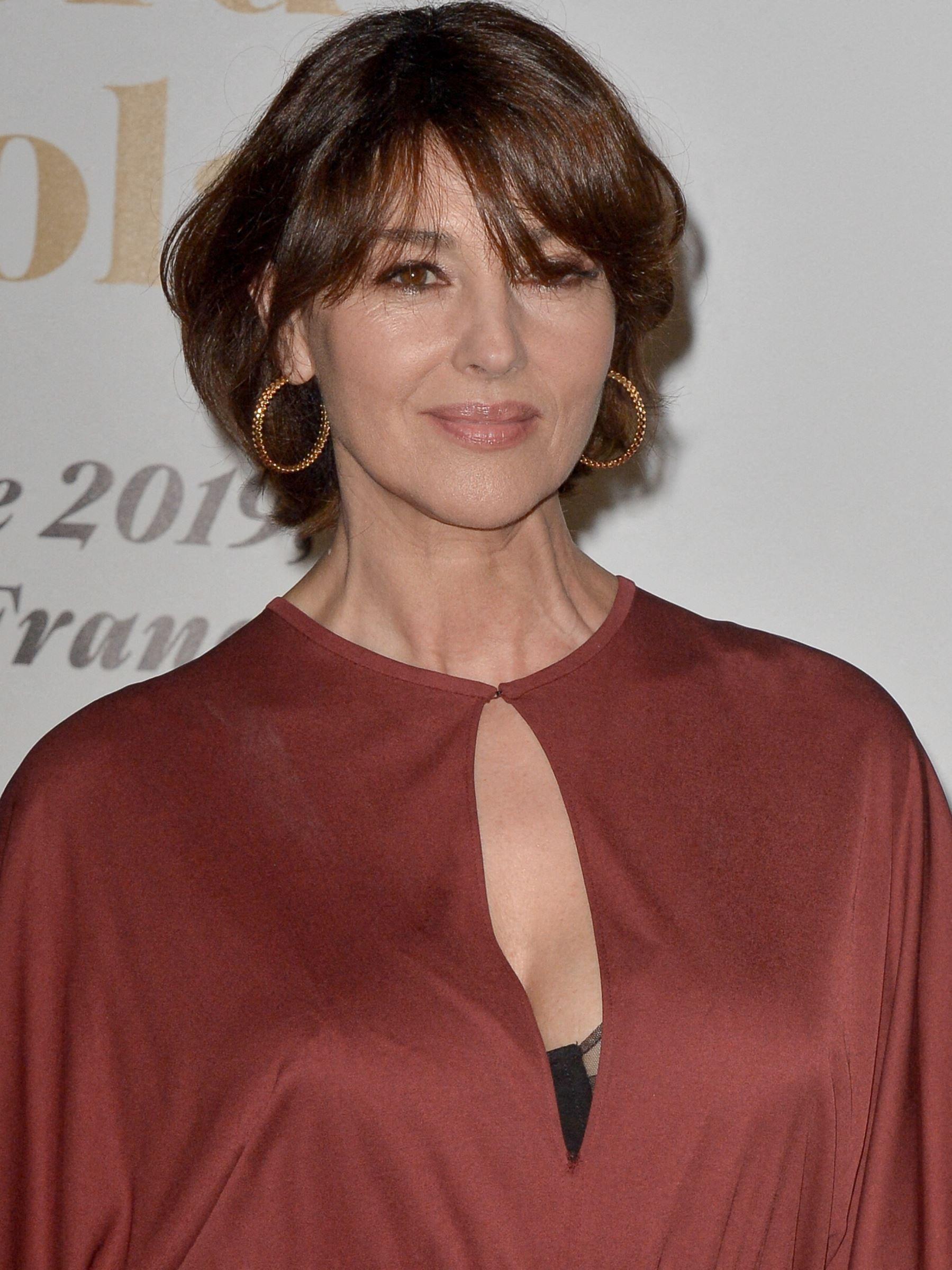 Telle Mere Telle Fille Monica Bellucci Tendances Beaute Actrice Italienne