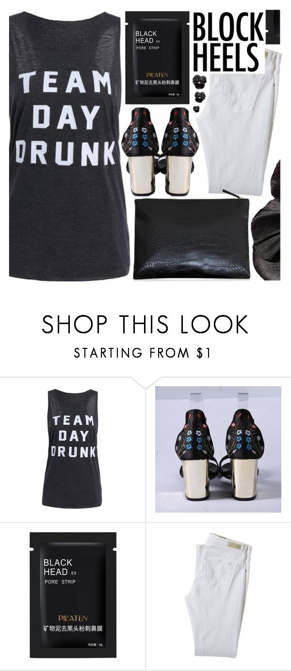 """Day Off"" by pastelneon ❤ liked on Polyvore featuring AG Adriano Goldschmied"
