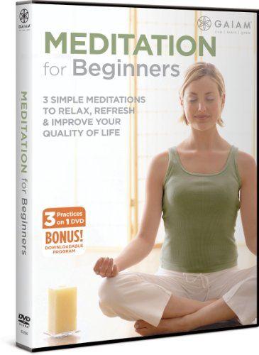 DVD: Meditation for Beginners