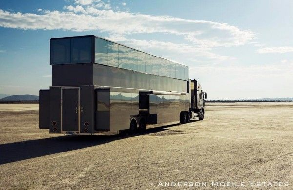 Top 5 Double Decker Bus To Motorhome Conversions Luxury Rv Luxury Mobile Homes Motorhome Conversions