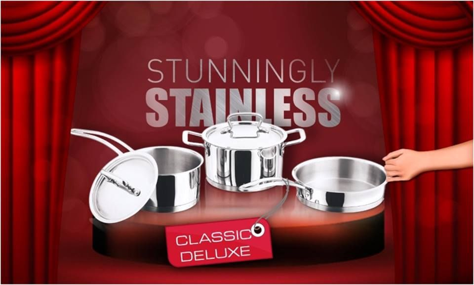 Vinod Cookware Kitchen Cooking Utensils And Kitchenware Items In