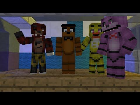 Top Five Five Nights At Freddy's 5 Song Minecraft - Circus