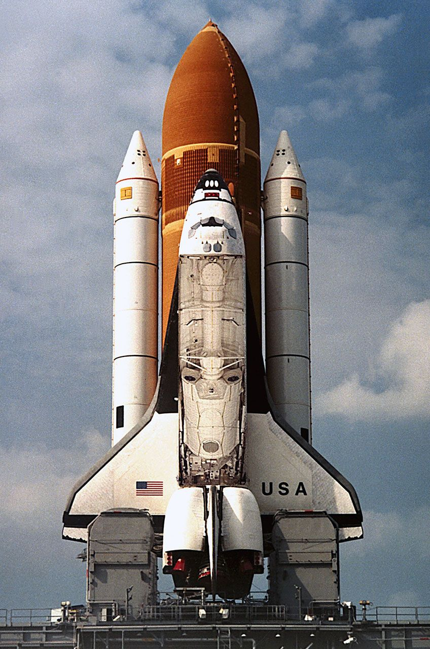 interesting facts about space shuttle columbia - photo #14