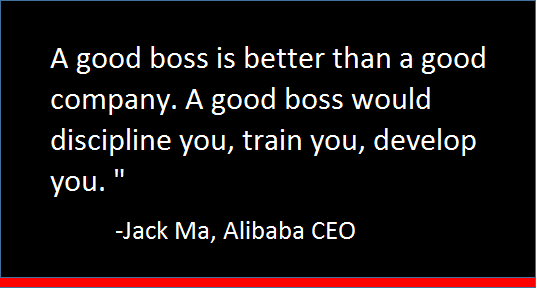 6 A Bad Job With A Good Boss Is Better Than A Good Job With A Bad Boss Linkedin Good Boss Bad Boss Bad Job