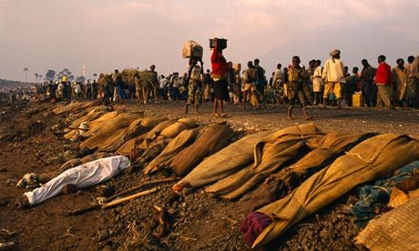 "a history of the genocide in rwanda since 1994 The ""rwandan genocide"" refers to the 1994 mass slaughter in rwanda of the   it is separated from the democratic republic of congo (former zaire) by lake."