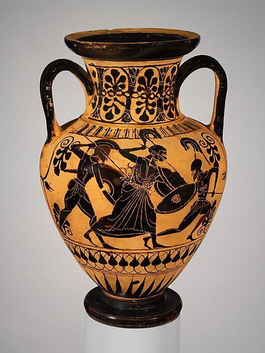 Afbeeldingsresultaat voor grieks ekunst vazen