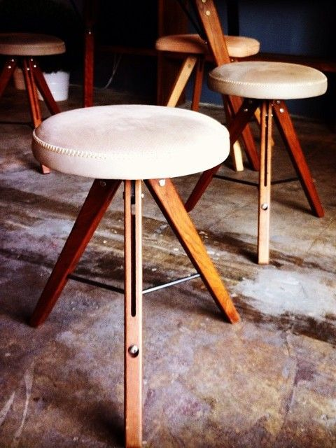 District Eight Design Theo Stools Home Amp Decor