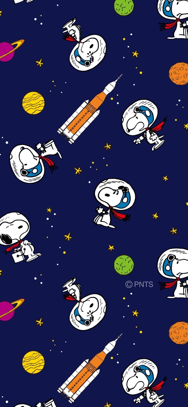 Pin by Martha on Snoopy in 2020 Snoopy wallpaper, Nasa