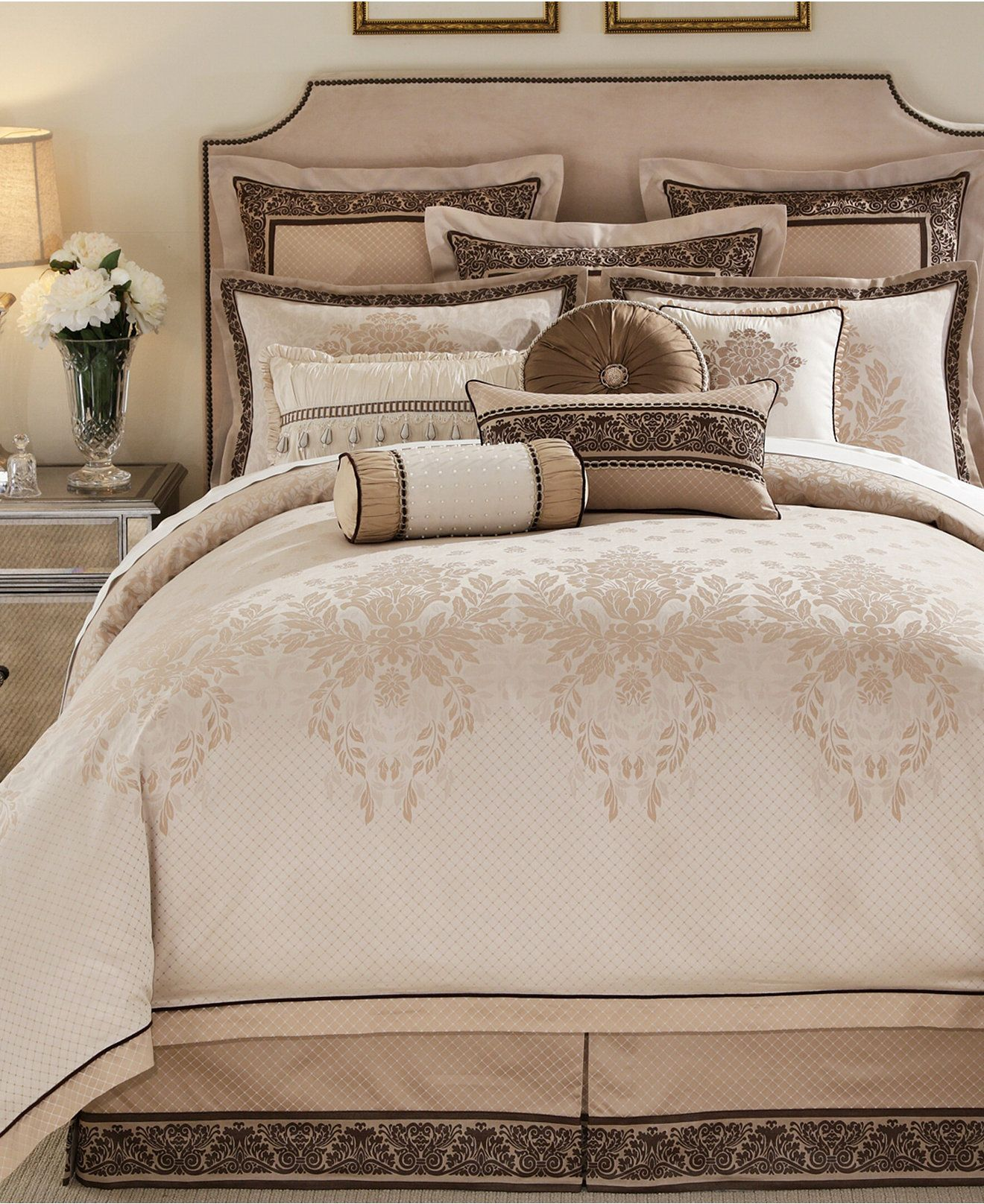 Waterford Aileen Collection Bedding Collections Bed Bath