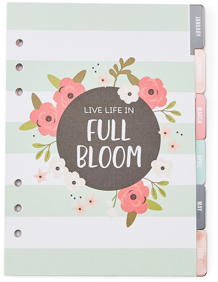 Bloom Monthly Planner Inserts perfect for budget planners #budgeting - budget spreadsheet app