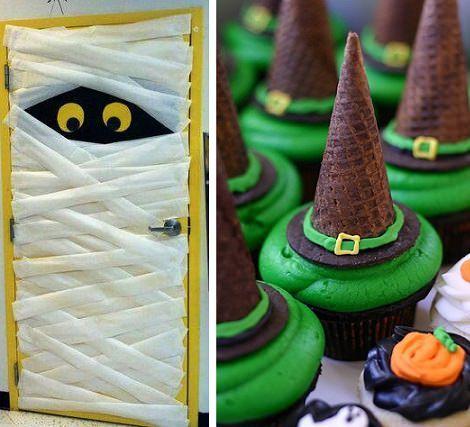 Decoracion casera para festejar halloween halloween - Decoracion halloween casera ...