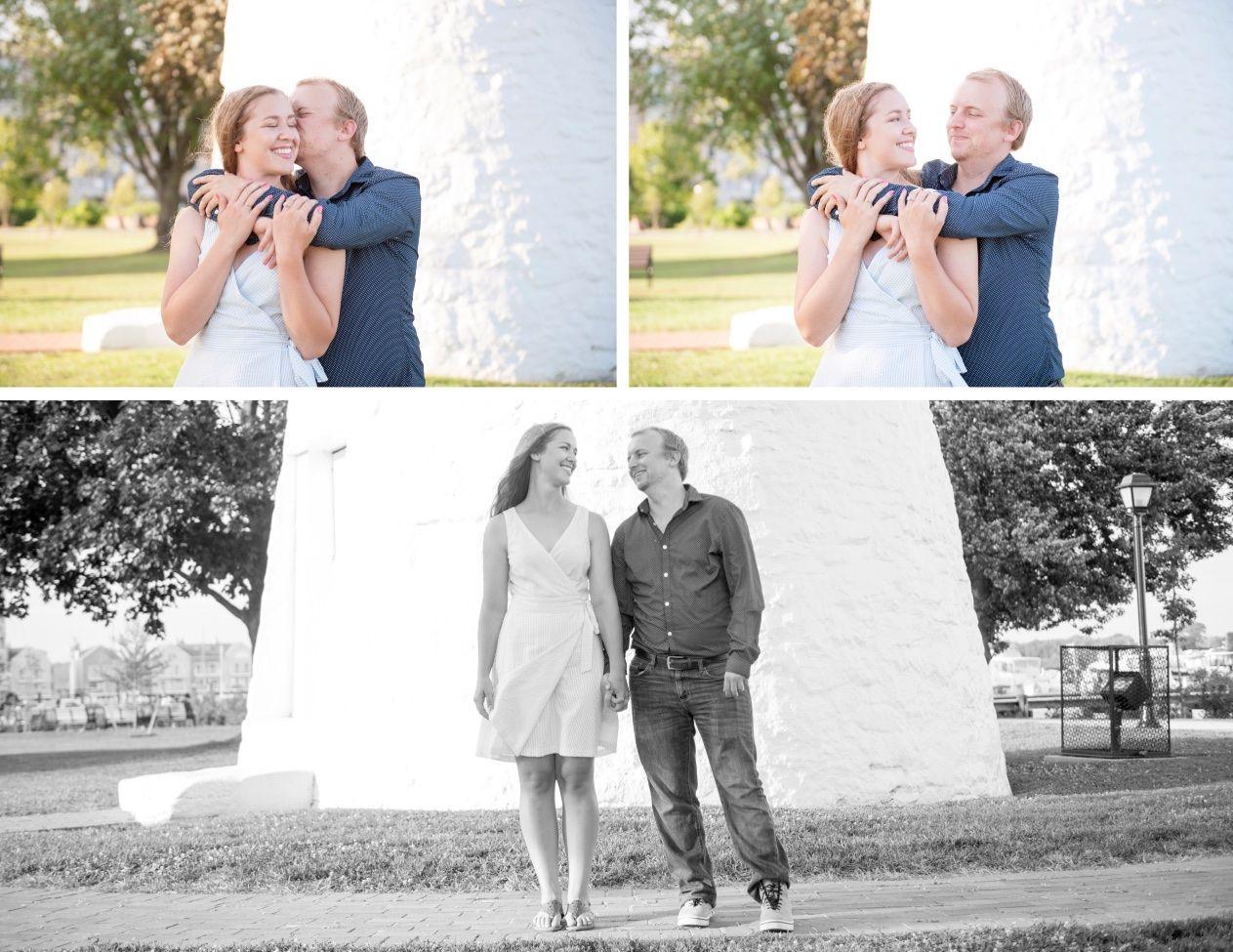 havre de grace maryland engagement photo, havre de grace maryland light house engagement photo, harford county maryland engagement photo, harford county maryland wedding photography