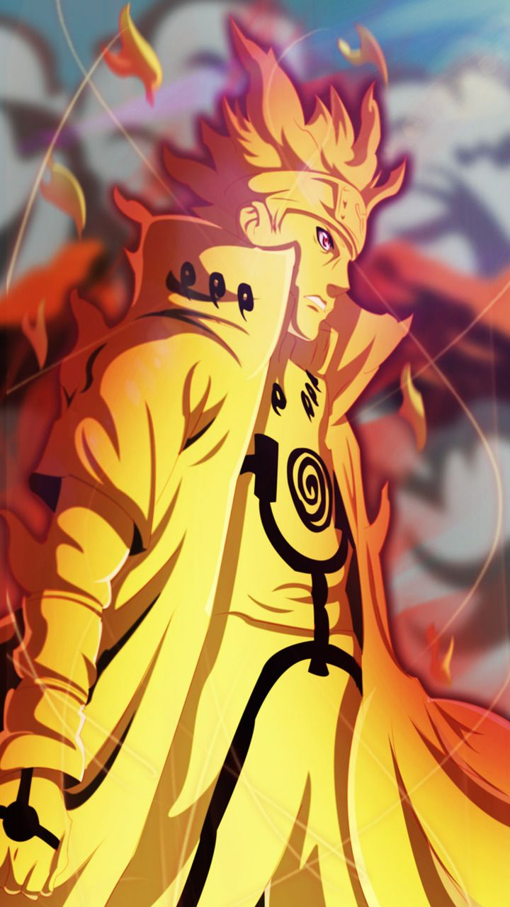 Naruto Hd Android And Iphone Wallpapers Naruto Universe Gambar Naruto Ilustrasi Grafis
