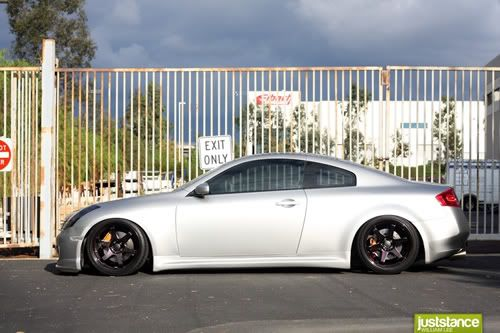 Infiniti G35 Coupe Custom For Image 82