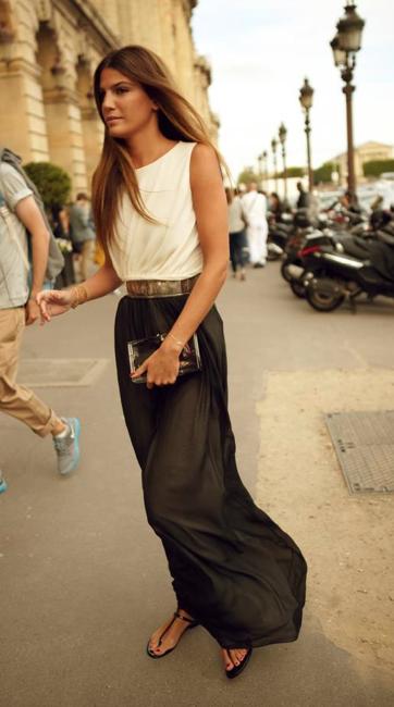 Summer chic - simple but elegant