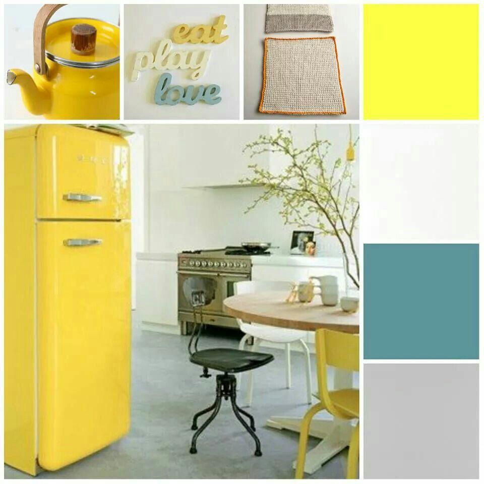 La regina della casa di giallo vestita! #lacucinasecondowoolstreets