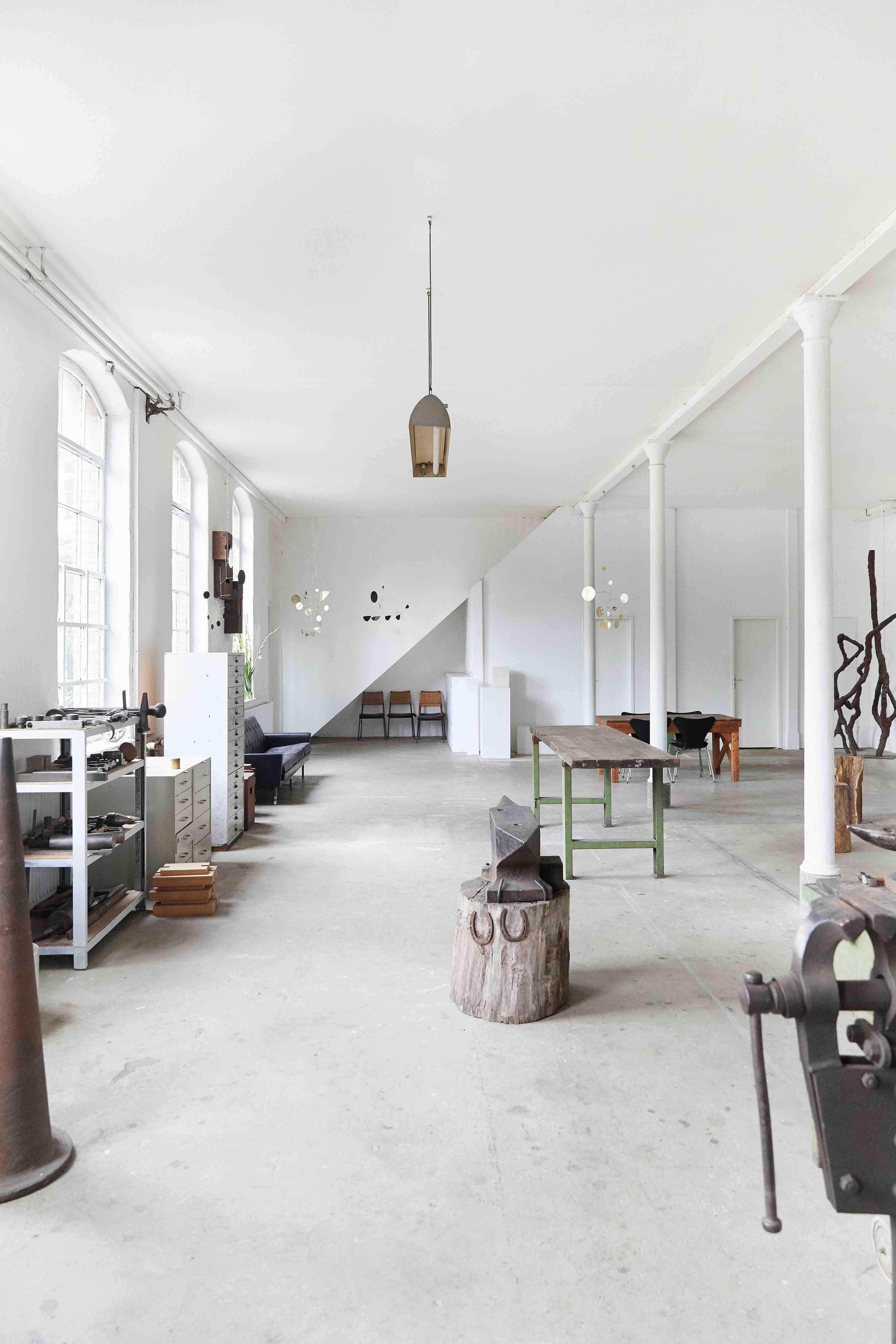 Lappalainen Atelier. Home Of Wilfrid Kreutz + Rivka Baake