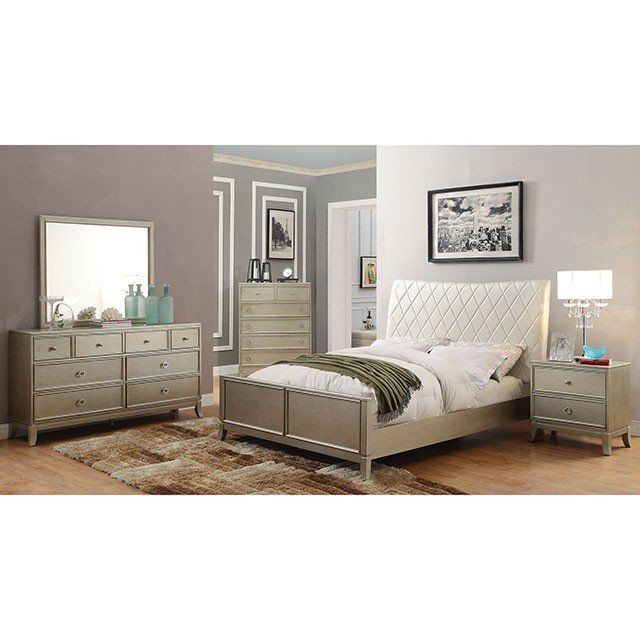 Furniture Of America Enid 4 Piece Bedroom Set Las Vegas Furniture Online |  LasVegasFurnitureOnline | Lasvegasfurnitureonline