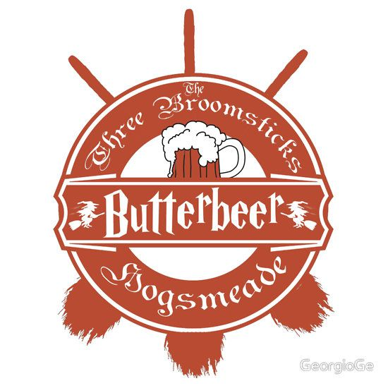 Harry Potter: Butterbeer  by GeorgioGe