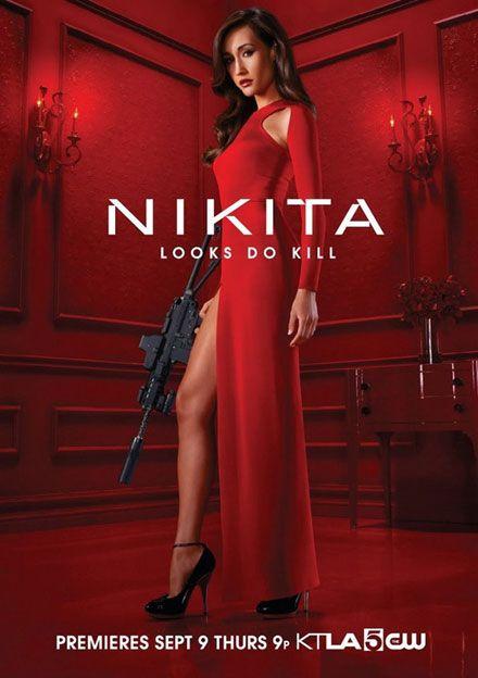 Nikita Season 4 Nikita Tv Show Maggie Q Nikita