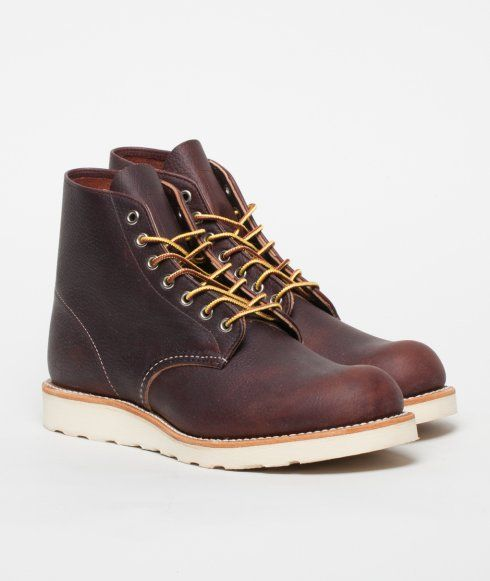Red Wing 8196 Round Toe