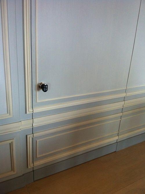 Bories \u0026 Shearron jib door to hide toy storage off of great room & Bories \u0026 Shearron jib door to hide toy storage off of great room ...