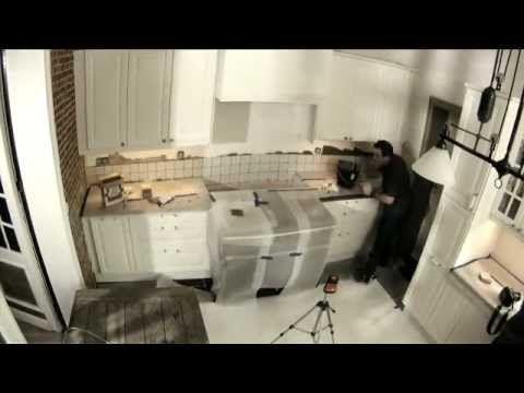 Per M² - Doe het zelf met Roger : Keukenwand betegelen | Home ...