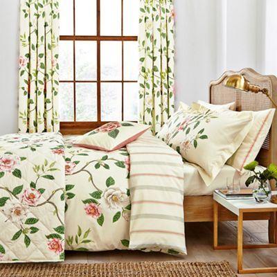 Sanderson Multicoloured  Christabel  bed linen set    Debenhams. Sanderson Multicoloured  Christabel  bed linen set    Debenhams