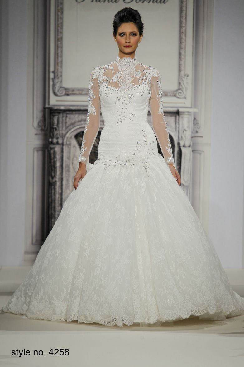 Perfection...of course. It\'s Pnina Tornai.   Wedding...The Dress ...