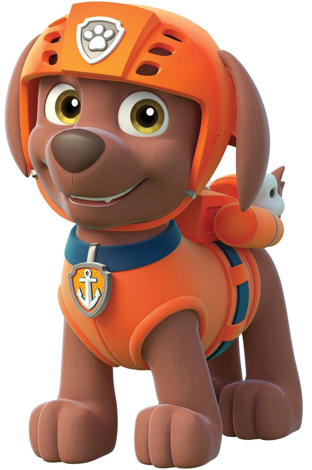 """Paw Patrol Everest Iron On Transfer 5 /""""x 6.5/"""" for LIGHT Colored Fabric"""