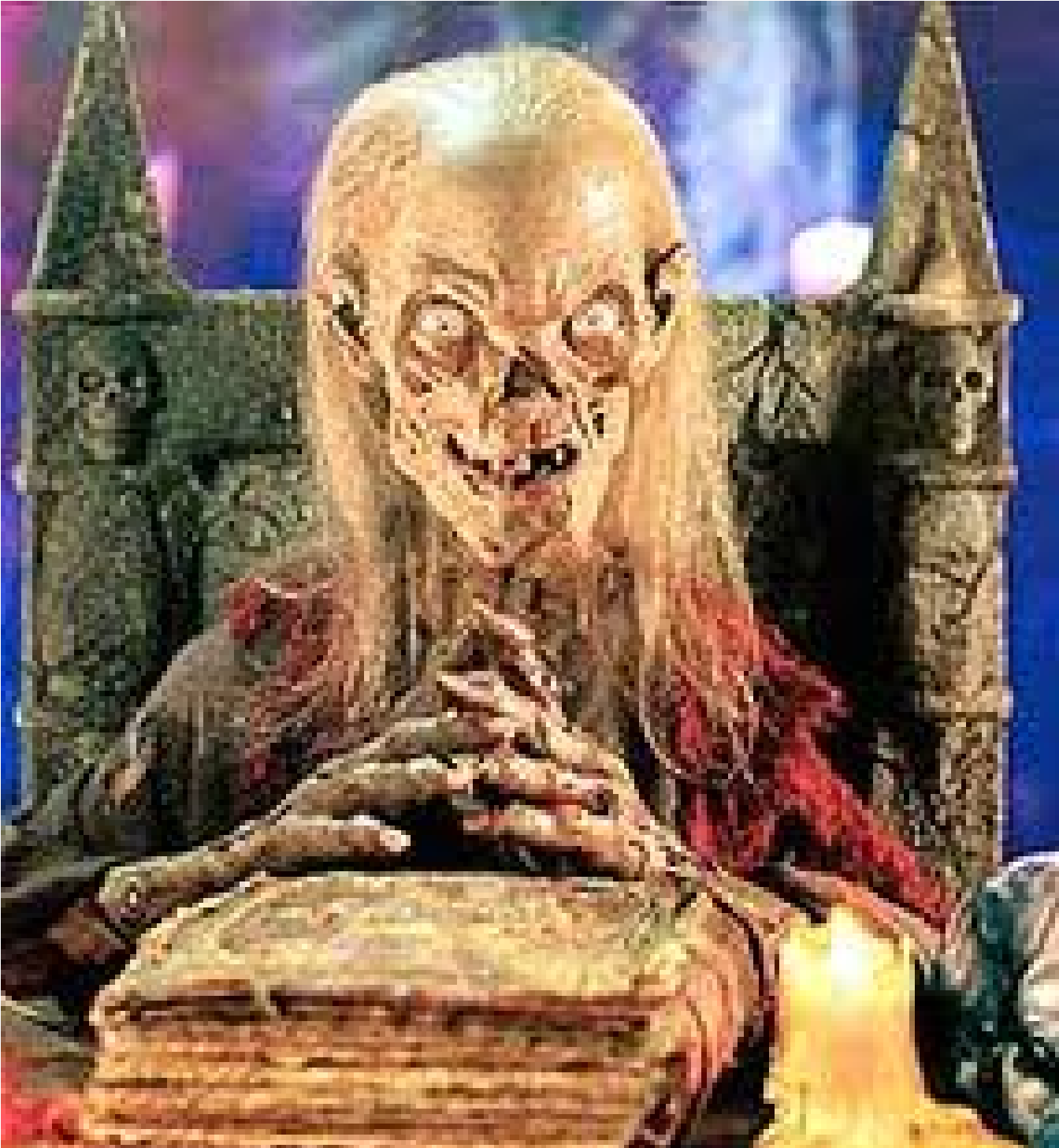 Tales From The Crypt Keeper | The CryptKeeper - Tales From the Crypt Wiki