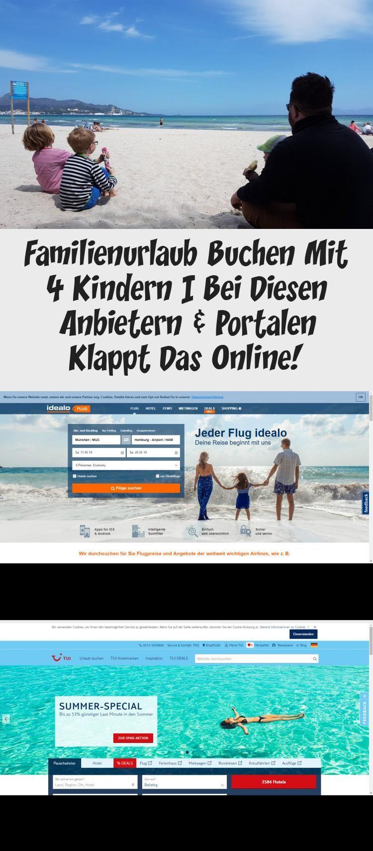 Familienurlaub Buchen Mit 4 Kindern In 2020 Screenshots Pandora Screenshot