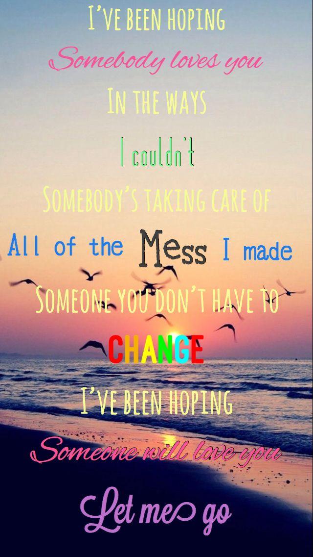 Hailee Steinfeld & Alesso's 'Let Me Go' Lyrics   Billboard