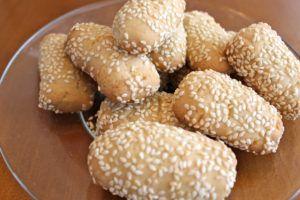 Nana's Seeded Cookies