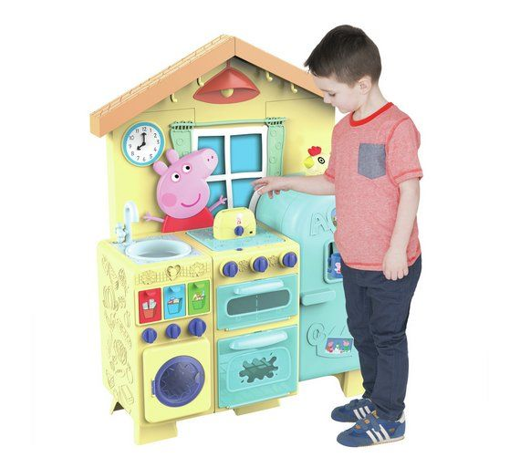Buy Peppa Pig House Kitchen At Argos Co Uk Visit Argos Co Uk To