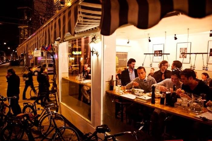 budget restaurant amsterdam