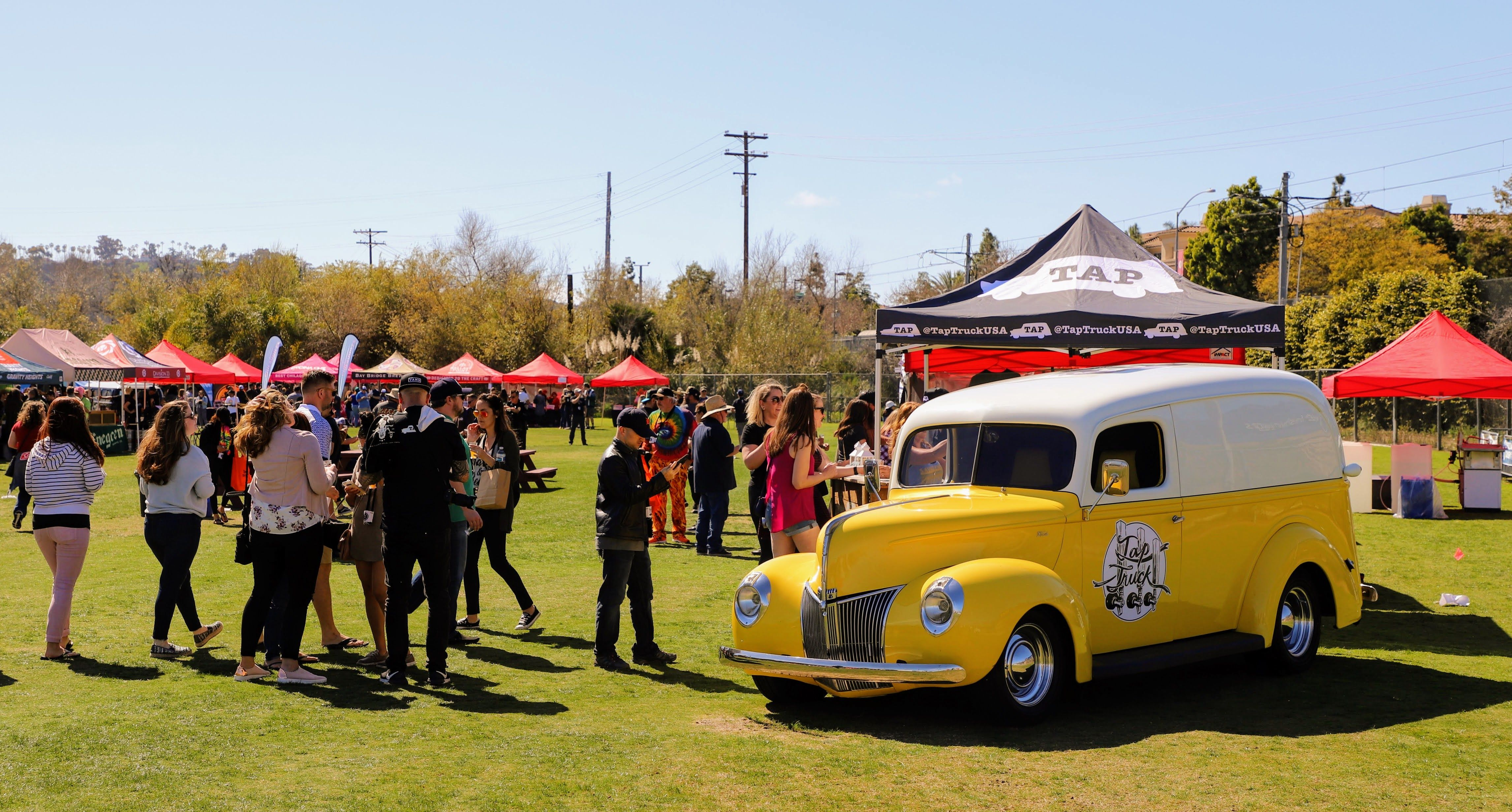Mobile Bar Your Event With Tap Truck In 2020 Bar Catering Beer Truck Mobile Bar