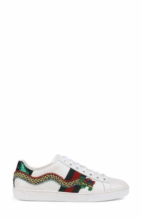 55c8c5c2abe Gucci New Ace Dragon Sneaker (Women)