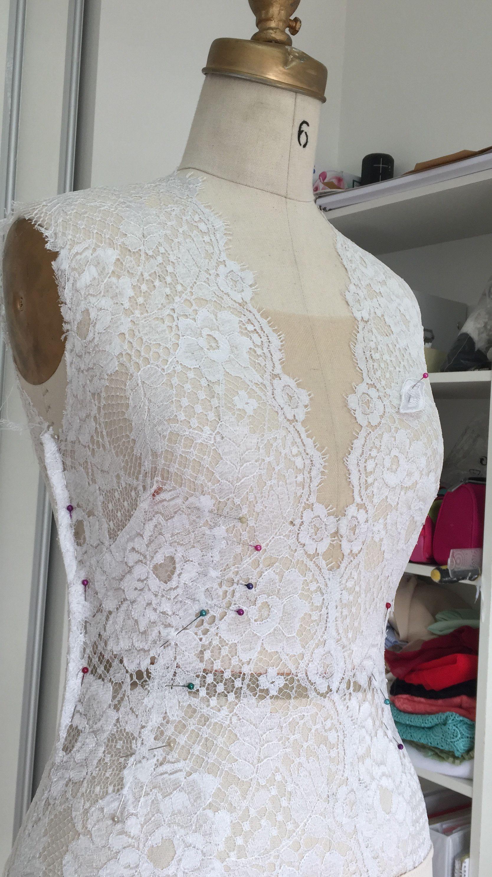 Pin de Luz Marina Vides Cano en Novias | Pinterest | Costura ...