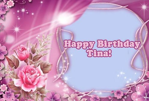 Happy Birthday Tina Images Meme Wishes Messages And Wallpapers