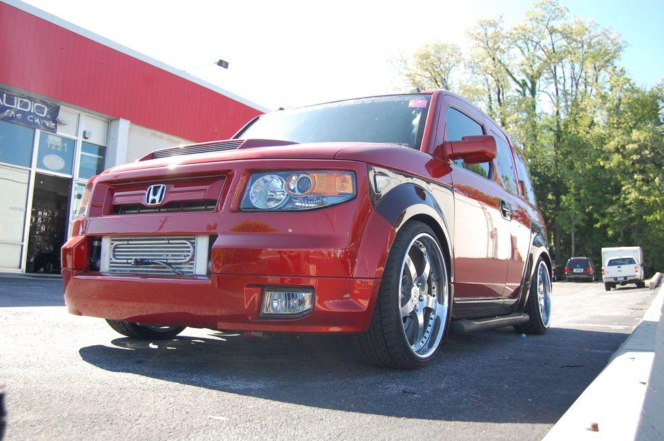 Honda Element Turbo With Images Honda Element