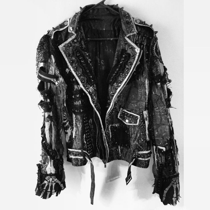 embroidered leather jacket embroidered stud leather jacket black image 5 embroidered  leather jacket mens . embroidered leather jacket ...