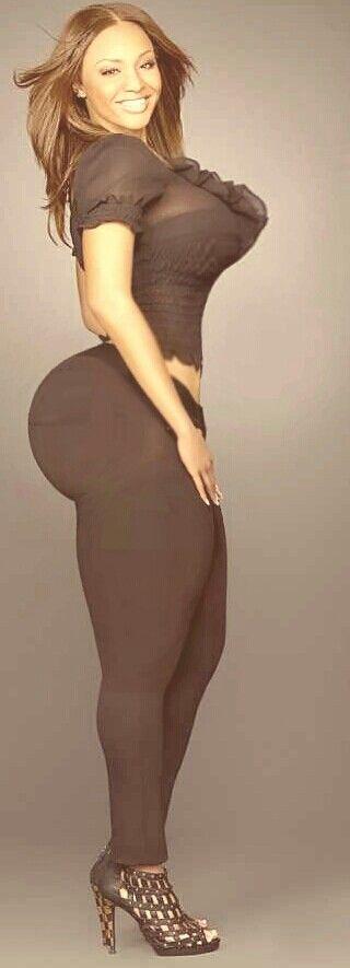 Ebony ass heaven