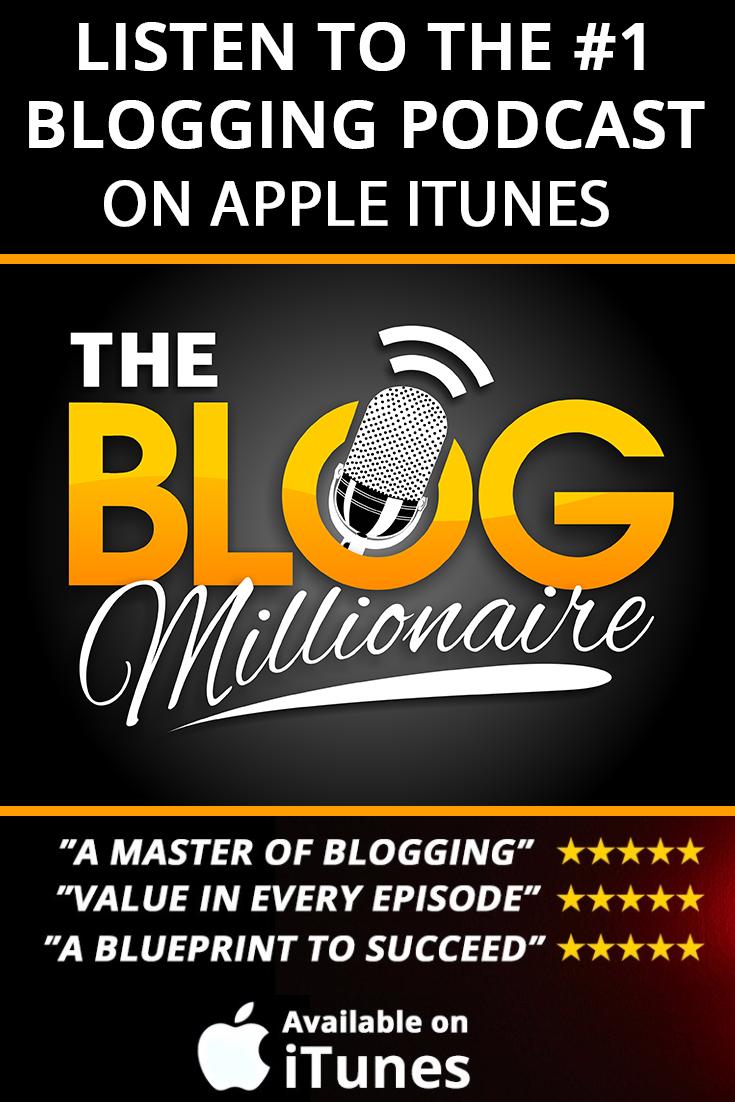 Listen to the blog millionaire podcast and find out how to take your listen to the blog millionaire podcast and find out how to take your blog from zero malvernweather Images