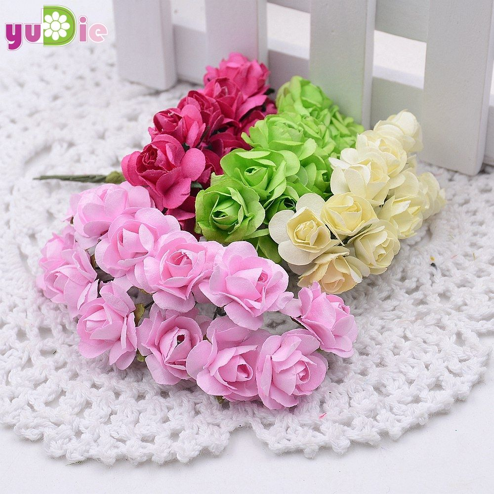 Cheap Paper Rose Flower Buy Quality Paper Flower Garland Directly