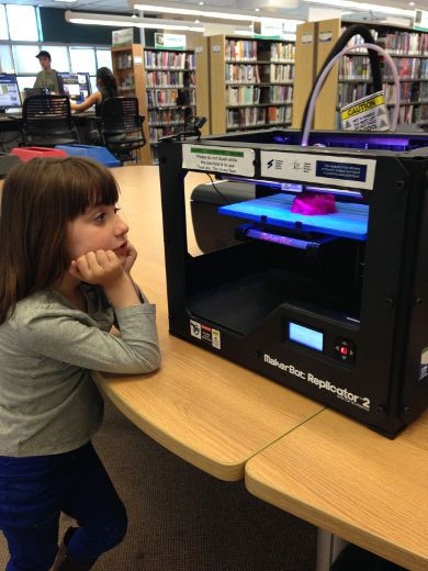 Libraries in Canada are now including 3-D printers, music studios, gaming centers, and even coffee shops, transforming the way users view their libraries.