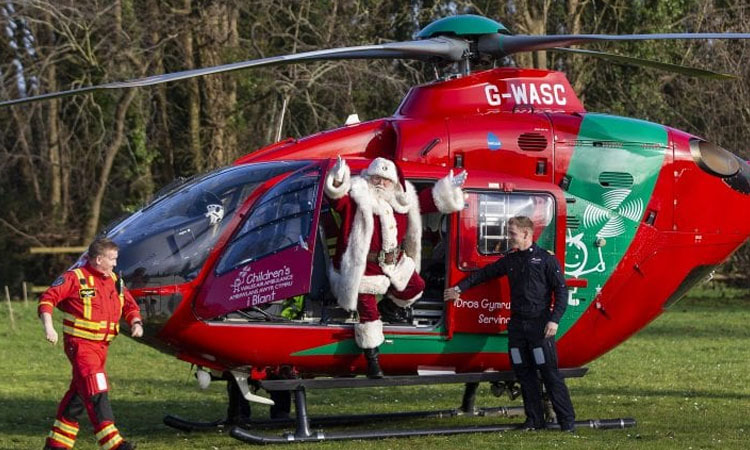 Medical Helicopter Photo of the Week EMS Flight Safety