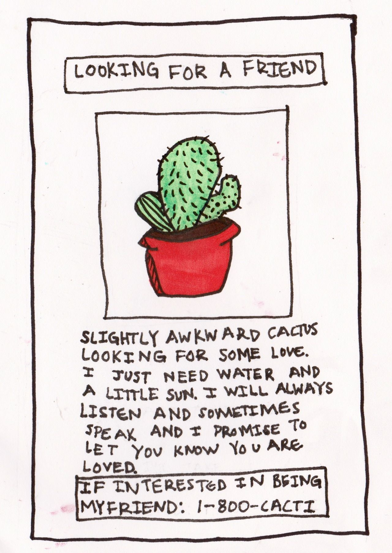 cactus friends. lol wut. prints and posters Cactus