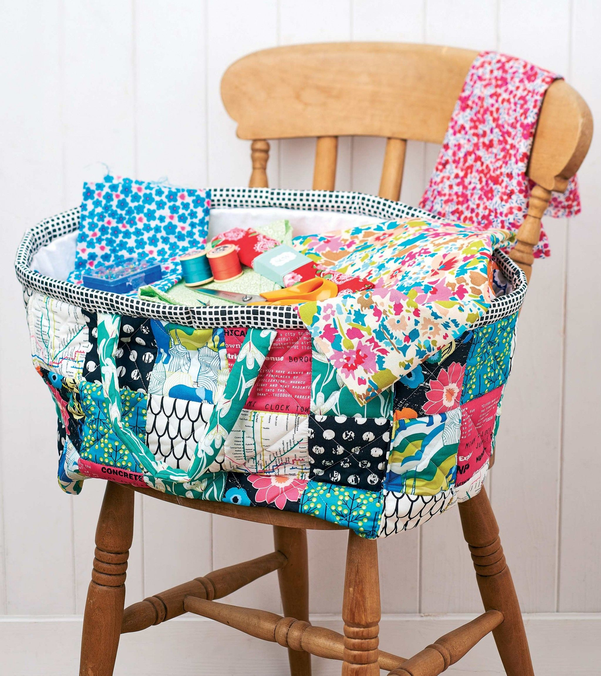 19++ Craft organizer bag pattern free info
