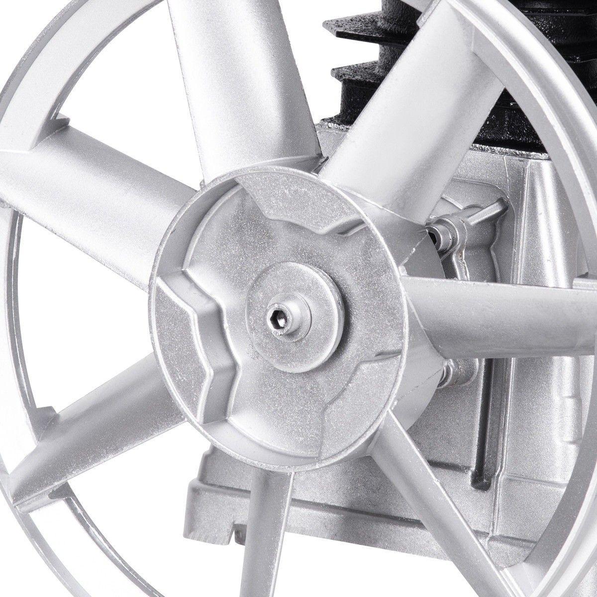 Aluminum 3HP Air Compressor Head Pump Motor Air